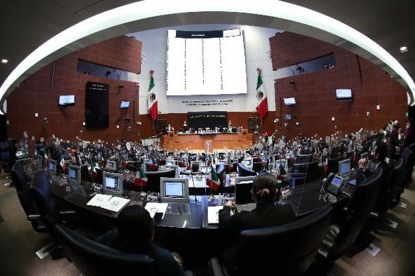 foro jurídico Senado de la República
