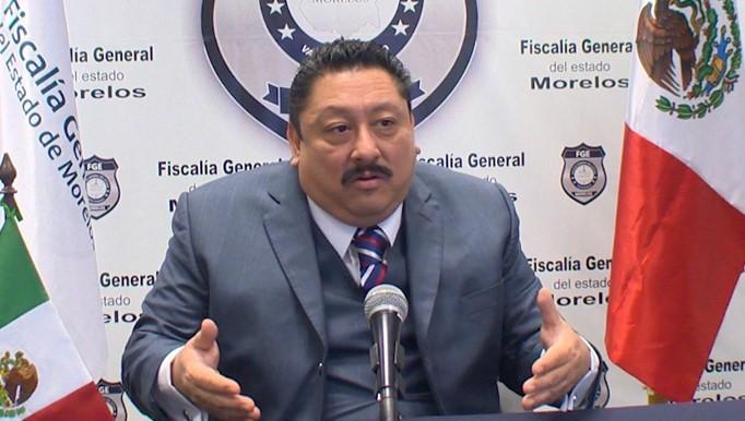 foro jurídico Uriel Carmona fiscal de Morelos no goza de inmunidad