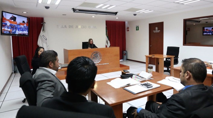 foro jurídico audiencia de control