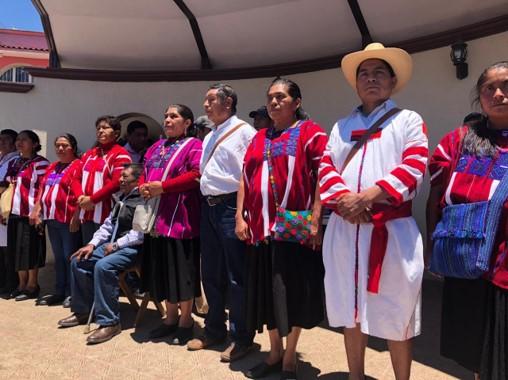 foro jurídico autoridades de justicia indígena