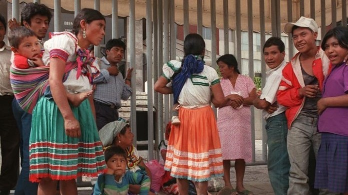 foro jurídico derechos de las personas y comunidades indígenas