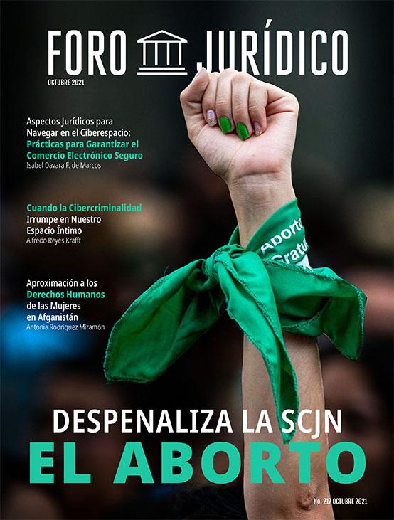 FJ 217 OCTUBRE 2021- Despenaliza SCJN el Aborto