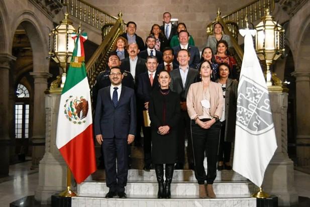 foro jurídico Instalan cabildo en la CDMX
