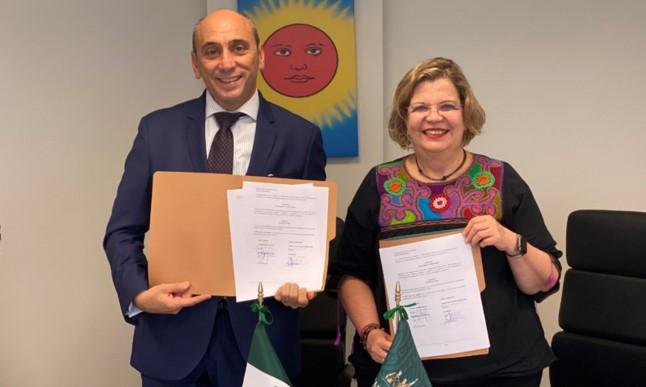 PNUD y el Inmujeres firman Memorando de Entendimiento por la igualdad de género y los derechos de las mujeres y las niñas en México