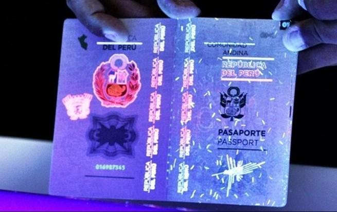 foro jurídico pasaporte electrónico en méxico